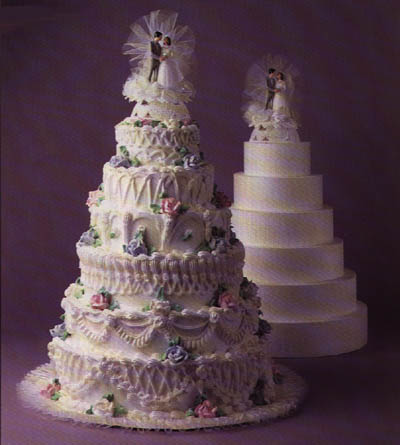Wedding Cake Plate on Verna S Cake Decorating Supplies  Wedding Cake Supplies